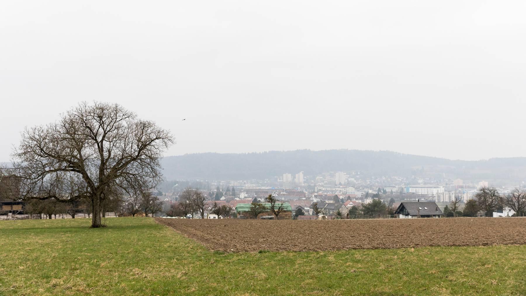 Zwischen Dorf und Stadt: Regensdorf im Kanton Zürich.