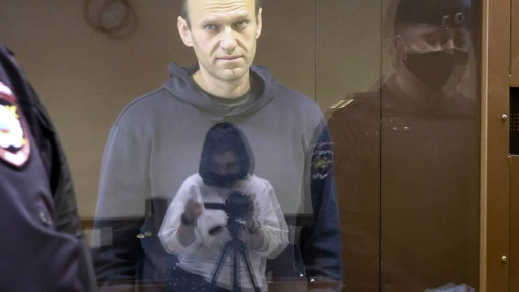 Nawalny wegen Beleidigung eines Veteranen erneut vor Gericht