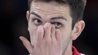 Peter De Cruz kann sich seiner Sache an den Schweizer Meisterschaften nicht sicher sein