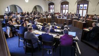 Neu wählt der Kantonsrat den Chef oder die Chefin der Finanzkontrolle. (Archiv)