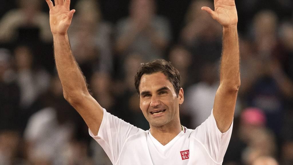 Nach über 400 Tagen: Roger Federer gibt in Doha sein Comeback
