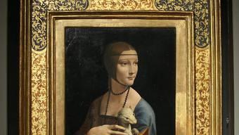 """Polen hat für nur 100 Millionen Euro eine hochkarätige Kunstsammlung erworben. Allein Da Vincis """"Dame mit dem Hermelin"""" soll 350 Millionen wert sein."""