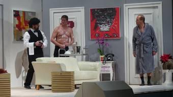 """Komödie """"Room Service"""""""