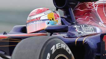 Buemi am Steuer des Toro Rosso STR6