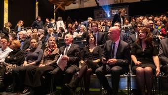 Eröffnung der Solothurner Filmtage 2020