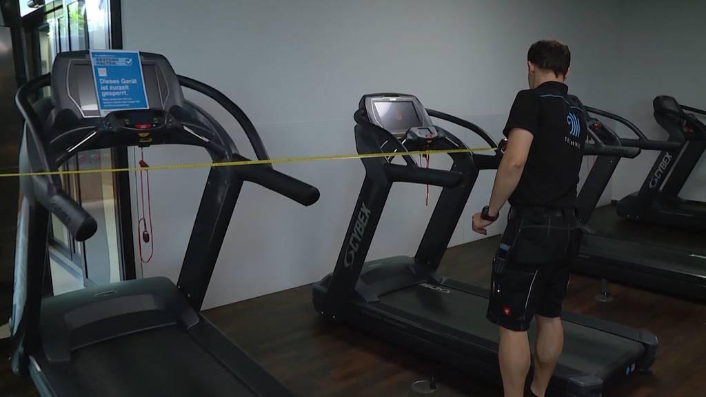 So bereiten sich Fitnesscenter auf die Wiedereröffnung vor