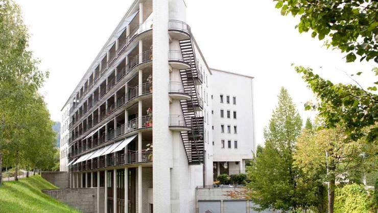 Vor 20 Jahren wurde das Pflegezentrum Gehrenholz errichtet..jpg