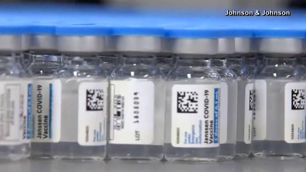 Kein grosser Run um Johnson & Johnson Impfung