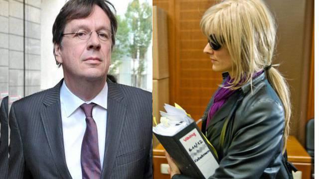 Jürg Kachelmann und seine Ex-Geliebte: Nun hat er den Schadenersatz-Prozess gegen sie verloren.