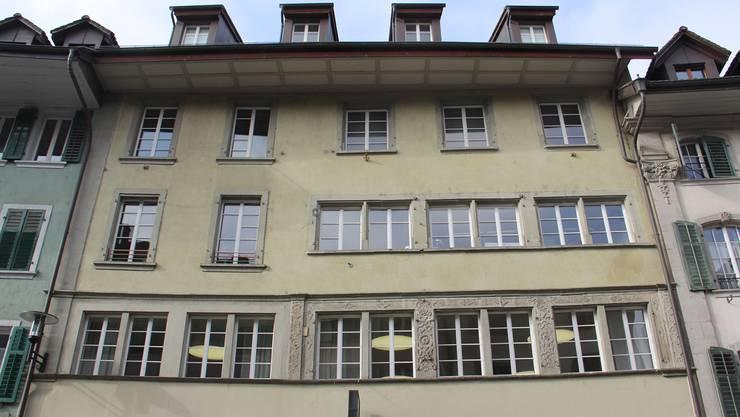 Die «Rössli»-Liegenschaft an der Hauptstrasse 19 steht noch immer zum Verkauf.