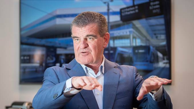 Will sich auf den Erpressungsversuch der Cyberkriminellen nicht einlassen:  Stadler-Patron Peter Spuhler.