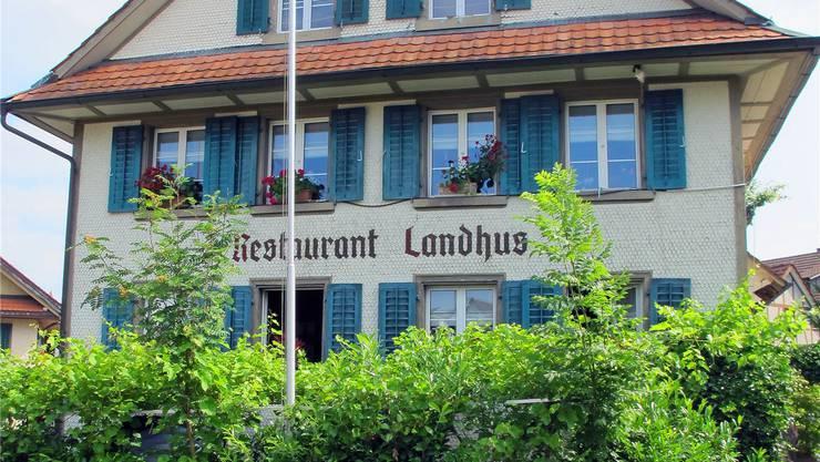 Am 3.September öffnet das «Landhus» seine Türen wieder.