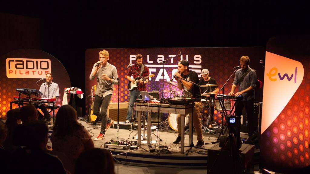Video: Dabu Fantastic begeisterten auf der Pilatus Stage
