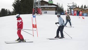 Skifahren lernen in zwei Tagen – geht das?