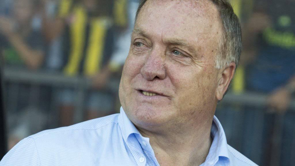 Dick Advocaat wird wohl wieder niederländischer Nationaltrainer