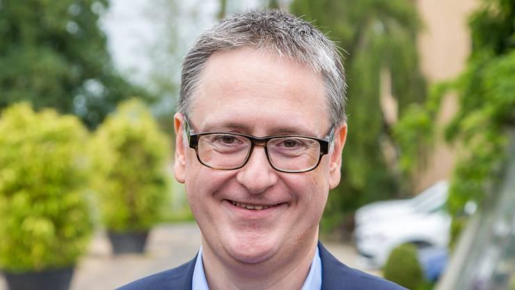 Roger Bachmann, Stadtpräsident Dietikon (SVP)