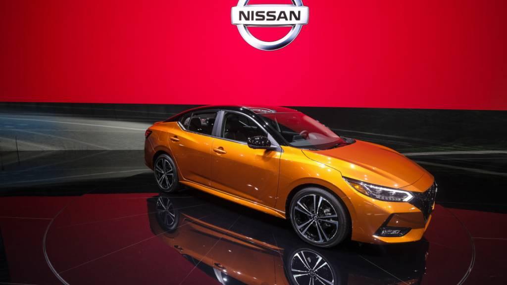 Nissan ruft in USA wegen Airbags Hunderttausende Autos zurück