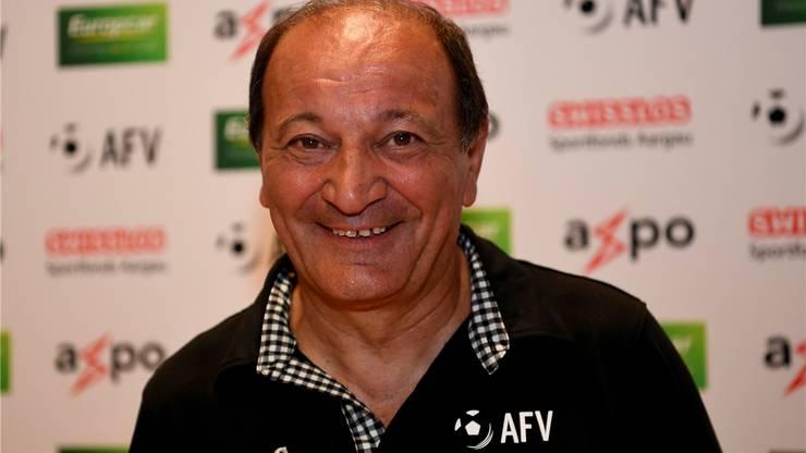 AFV-Präsident Luigi Ponte fiebert bereits dem Saisonstart entgegen.