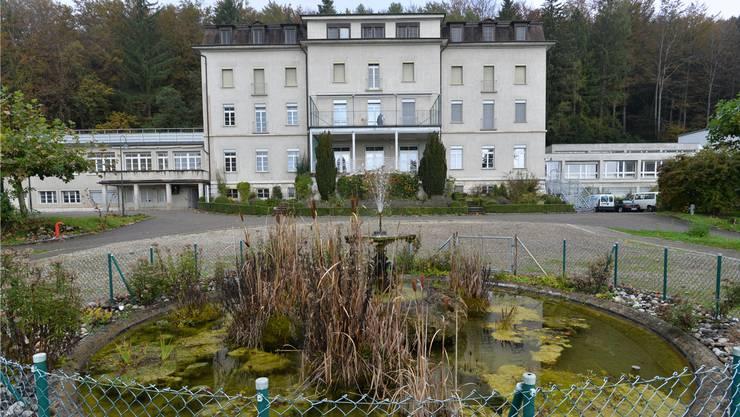 Eine der Liegenschaften des Kantons, die verkauft werden soll: Die Klinik Fridau oberhalb Egerkingen.