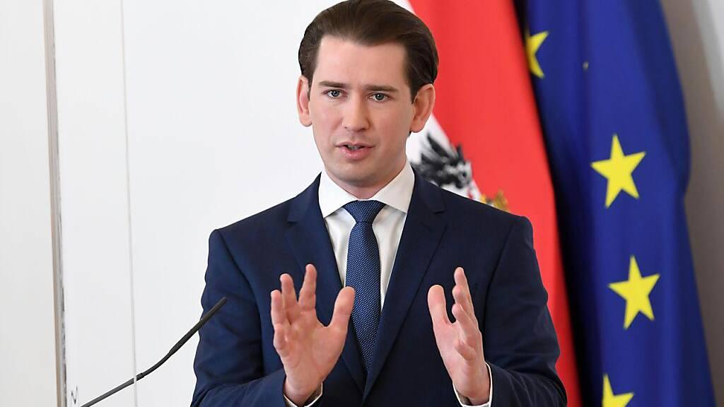 Österreichs Kanzler rechnet mit Anklage, aber nicht mit Verurteilung