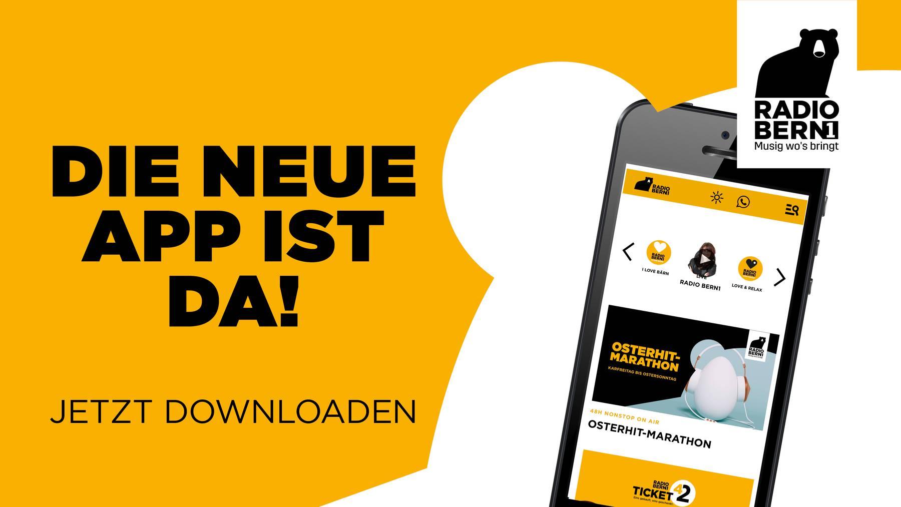 RADIO BERN1 App foto2