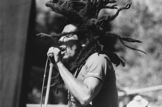 Anders als Gisela Blaus Meili-Porträt beurteilte das Bundesgericht Max Messerlis Aufnahme von Bob Marley aus dem Jahr 1978. Das Bild, fanden die Richter, sei ein Kunstwerk und deshalb schützenswert.