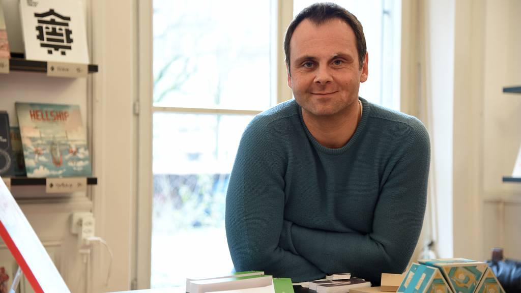 Der Verleger: Matthias Vatter