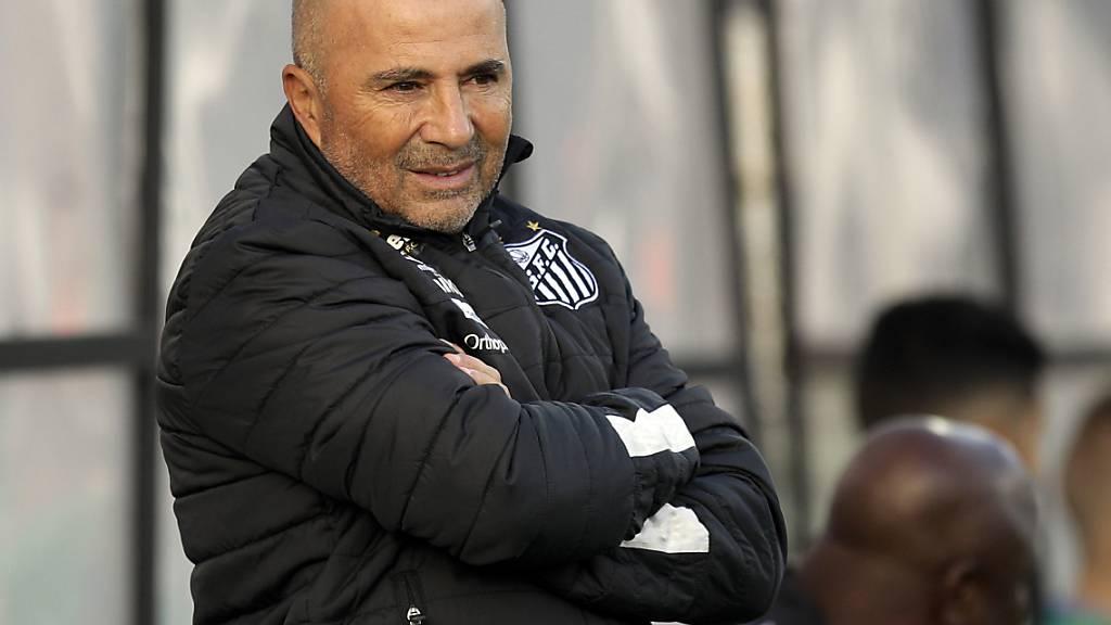 Jorge Sampaoli tritt die Nachfolge von André Villas-Boas an