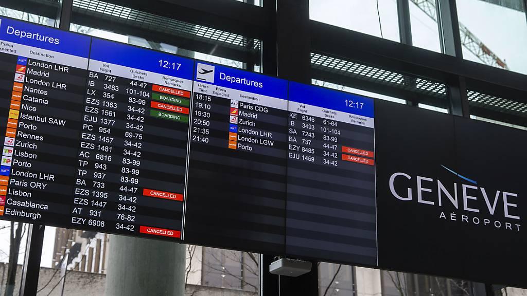 Quarantänepflicht gilt neu auch für Reisende aus Irland