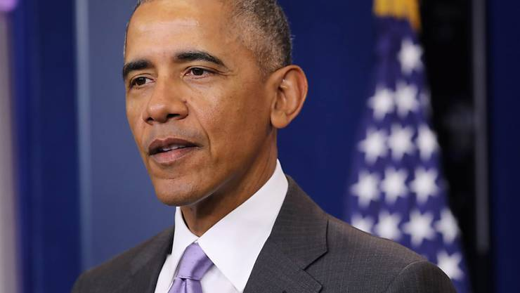 Der scheidende US-Präsident Barack Obama freut sich darauf, wieder mehr zum Lesen zu kommen. Literatur habe ihm schon als Kind aus einer Identitätskrise geholfen, sagt er. (Archivbild)
