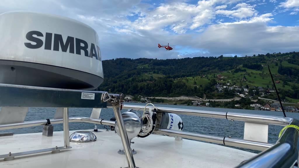 MM214_Motorboot gesunken, eine Person wird vermisst