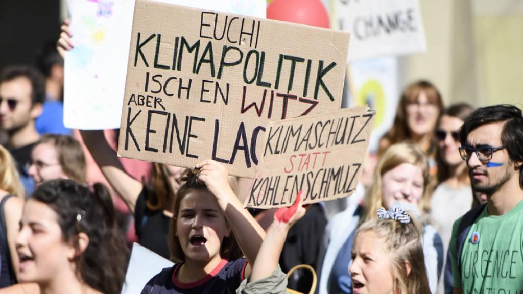 Klimabewegung will selber Lösungen finden