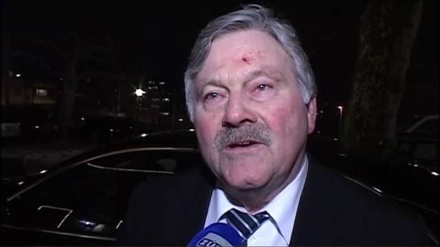 Krawall und ein verprügelter Hans Fehr (21.1.2011)