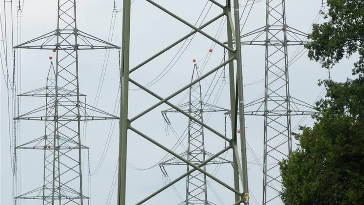 Entgegen dem nationalen Trend sinken die Strompreise in der Region.