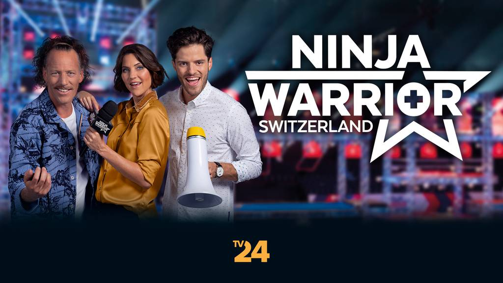 «Ninja Warrior Switzerland»: Die zweite Staffel startet am 29. Oktober!