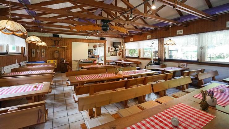 Die Fischerstube im Restaurant bietet Platz für 72 Gäste.