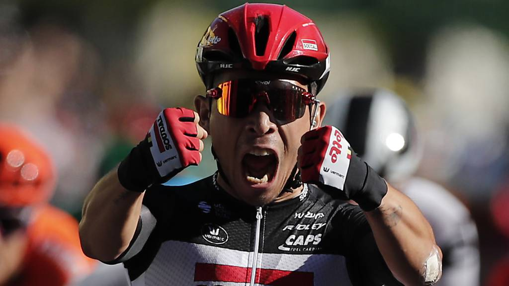 Ewan gewinnt 11. Etappe im Sprint - Glückloser Sagan zeigt Nerven