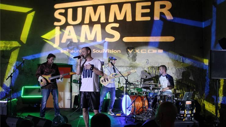 2013 feierten die «Summer Jams» mit der JJ's Hausband ihr Zehnjähriges. (Archiv)