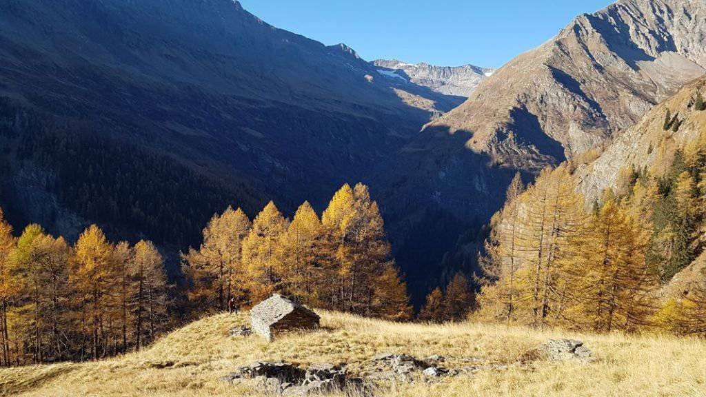 Eine weitgehend intakte Natur, wertvolle Landschaften und ein kulturelles Erbe kennzeichnen den geplanten Parco Val Calanca in Südbünden.