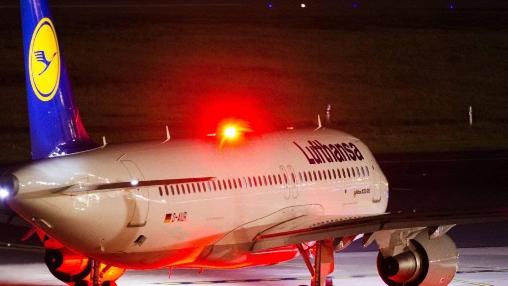 Lufthansa-Streik kann wohl stattfinden: Ein Berufung der Fluggesellschaft wurde von den Richtern abgewiesen.