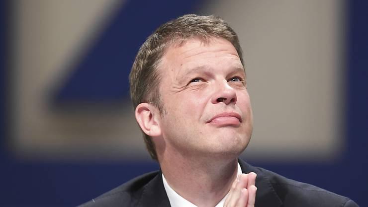Der neue Chef an der Spitze der grössten deutschen Bank: Christian Sewing. (Archivbild)