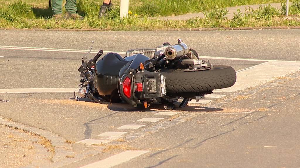 Töfffahrer stirbt bei Unfall in Lamperswil (TG)