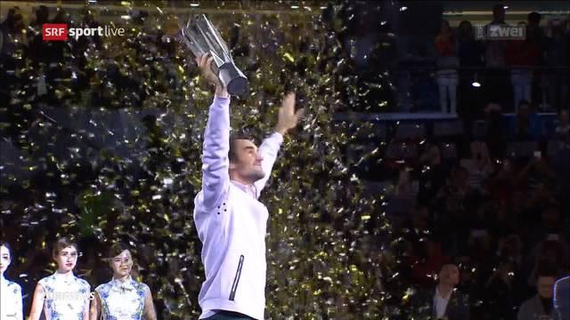Ryf und Federer auf Erfolgsstrasse