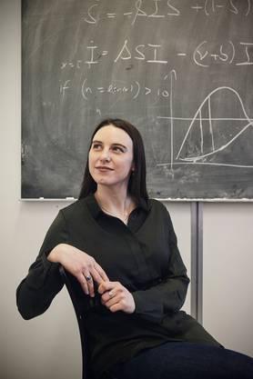 Emma Hodcroft, Coronavirus-Forscherin am Biozentrum, Universität Basel