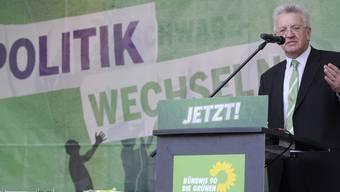 Der 62-jährige Grüne Winfried Kretschmann hat gute Chancen, neuer Ministerpräsident von Baden-Württemberg zu werden. Foto: Daniel Maurer/key