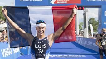 Vincent Luis ist erstmals Triathlon-Weltmeister