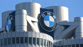 BMW führt Kurzarbeit ein. (Archivbild)