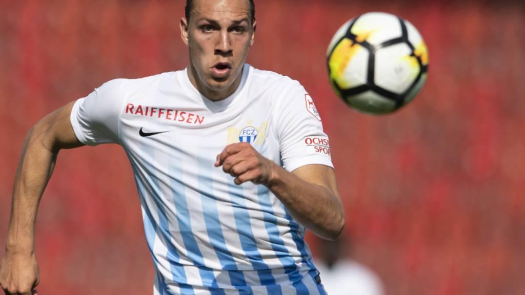 Michael Frey spielte schon für YB, Lille, Luzern, Zürich, Fenerbahce und Nürnberg: Sein einjähriges Intermezzo in Beveren endete trotz vieler Tore mit dem Abstieg