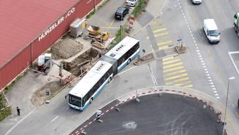 Der Kanton Zürich befragt die Bevölkerung der drei Gemeinden, um deren Einstellung zur Verkehrsmittelwahl zu untersuchen. (Archiv)
