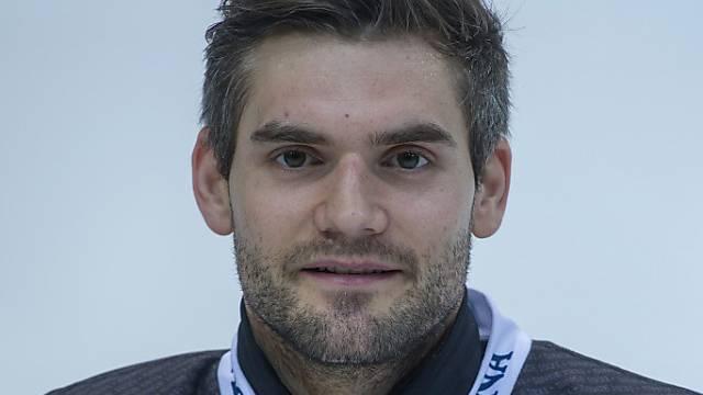 Philippe Furrer kämpft trotz Verletzung um Platz im Olympia-Team.